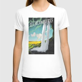 Seljalandsfoss T-shirt