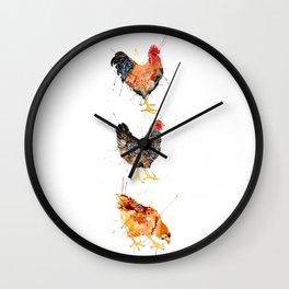 Chicka Dee Wall Clock