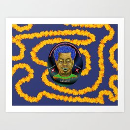 The French Face of Money Art Print