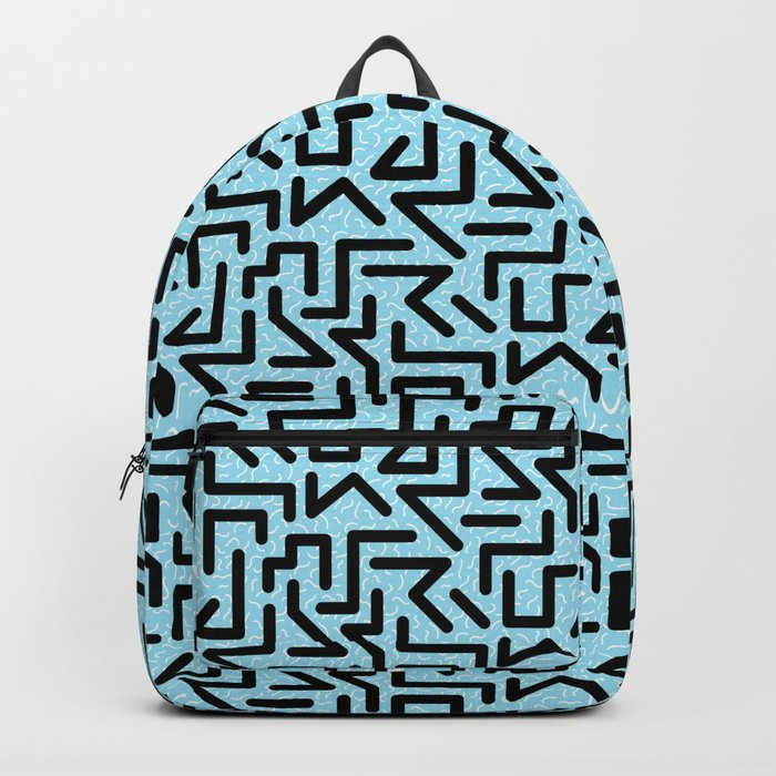 Memphis Labyrinth Backpack
