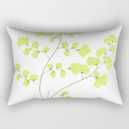 Maidenhair Fern Rectangular Pillow