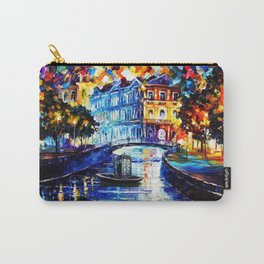 Tardis Way Carry-All Pouch