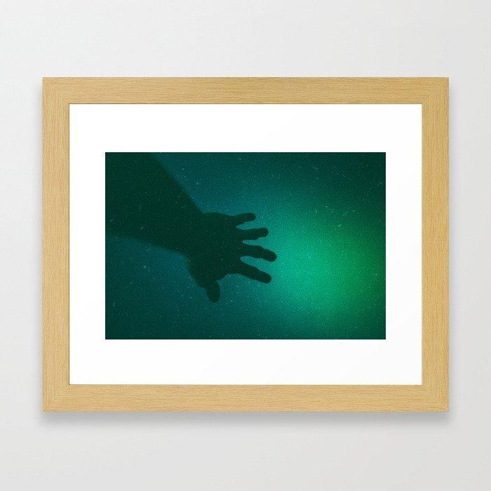 Forgotten Cedar Framed Art Print