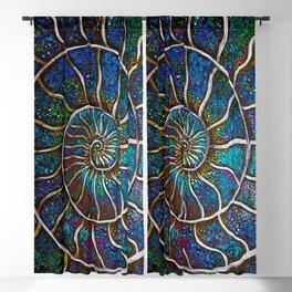 Ammonite 18b Blackout Curtain