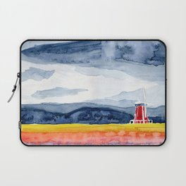 Windmills and Daydreams Laptop Sleeve