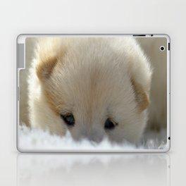Shiba Inu Puppy Laptop & iPad Skin