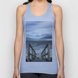 A Way to the Sea Unisex Tank Top