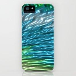 Squalling Harpoon Fractal Design 7 iPhone Case