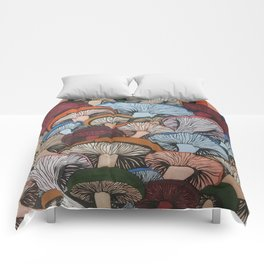 Colorful Mush Comforters