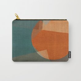 Rusty Sun Carry-All Pouch