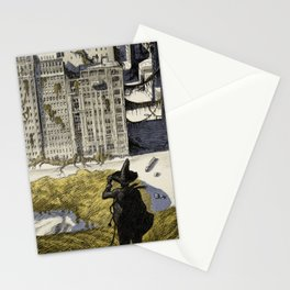 Entre les Ombres Stationery Cards