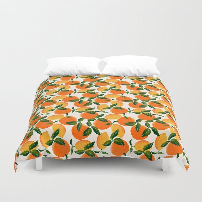 Oranges and Lemons Bettbezug