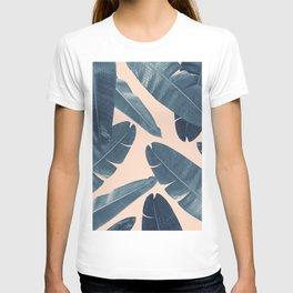 Banana Leaves - Cali Vibes #3 #tropical #decor #art #society6 T-shirt