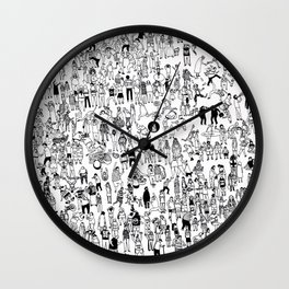 OMINIA Wall Clock