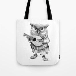 MISTER OWL Tote Bag