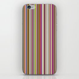 Stripes & stripes iPhone Skin