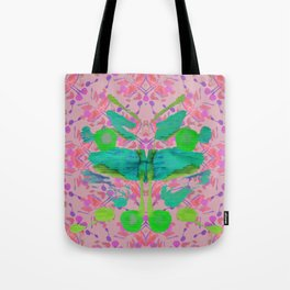 Butterfly Bill Tote Bag
