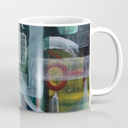 Abstract 1017 Coffee Mug