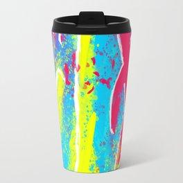 TheGenesis in Abstraction Travel Mug