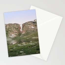 Summit Lake Stationery Cards