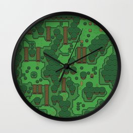 Gamers Have Hearts - The Lost Link Wall Clock