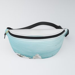 Greece Thera View Fanny Pack