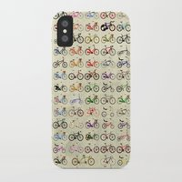 brompton iPhone & iPod Cases featuring Bikes by Wyatt Design
