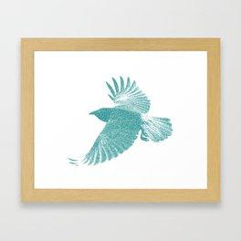 Corbeau  Framed Art Print