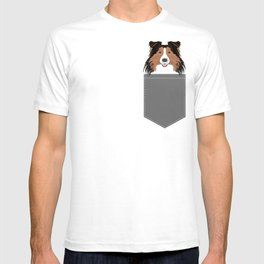 Jordan - Shetland Sheep Dog gifts for sheltie owners and dog people gift ideas perfect dog gifts T-shirt