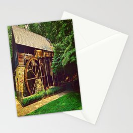 Gristmill - Charlottesville, Virginia Stationery Cards