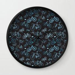 I love bikes! Wall Clock