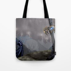 Rising Prophecy Tote Bag