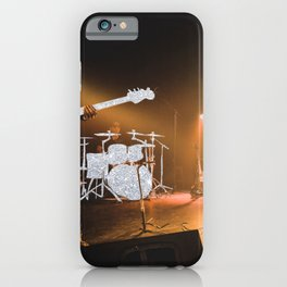 shimmer concert iPhone Case
