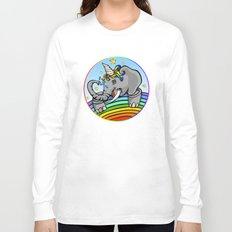 Magical Uniphant! Long Sleeve T-shirt