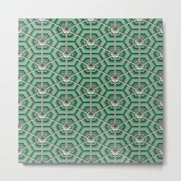 Pattern Factory 619-1D Metal Print