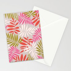 Tropical fell Stationery Cards