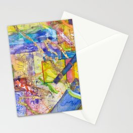 My Mondrian Stationery Cards