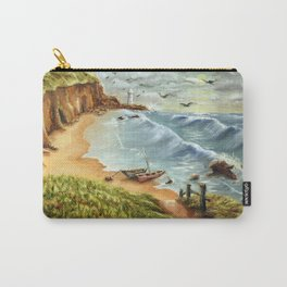 Strumble Head, Pembrokeshire Carry-All Pouch