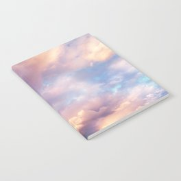 Sunset   Pink Clouds   Sky   Rainbow   Unicorn Colours   Nature Notebook
