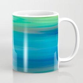 Seascape - blurography Coffee Mug