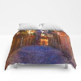 High noon in Palma de mallorca Comforters