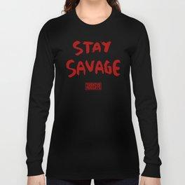 Stay Savage Long Sleeve T-shirt