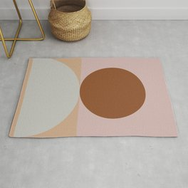Abstract Geometric #fallwinter #colortrend #decor Rug