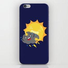 Rain Eater iPhone Skin