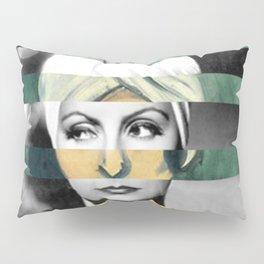 Matisse's Woman with a Turban & Greta Garbo Pillow Sham