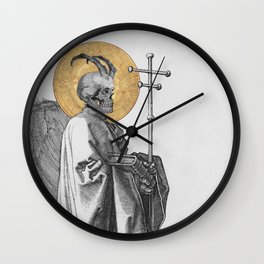 Our Most Reviled Father Wall Clock