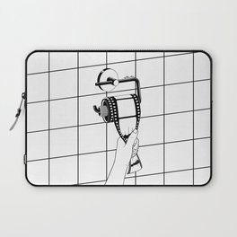 Past is shit Laptop Sleeve