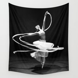 Pirouette Wall Tapestry