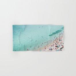 Busy Beach Hand & Bath Towel