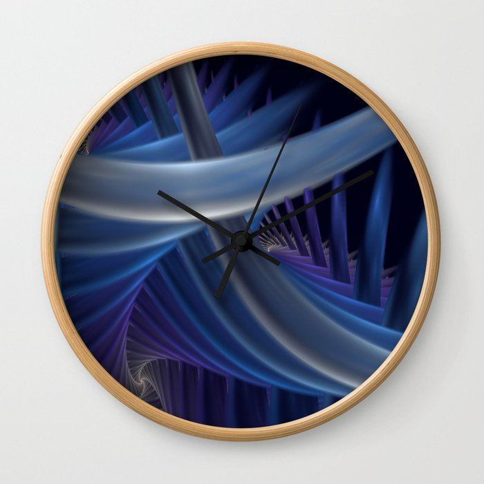 Cool spikes Wall Clock